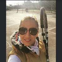 Photo taken at Ataköy 9. Kısım Tenis Kortları by Arzu ç. on 12/28/2015