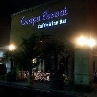 Photo taken at Grape Street Cafe by Natalia on 10/11/2012