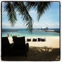 Photo taken at Costabella Tropical Beach Hotel by Keevin Jay S. on 10/13/2012