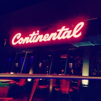Photo taken at The Continental by Mark M. on 11/8/2012