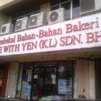 Photo taken at Bake With Yen by al-rashid 7. on 10/10/2013