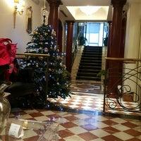 Foto scattata a Hotel Britannia Roma da Pınar G. il 12/12/2015