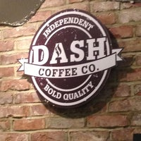 Photo taken at Dash Coffee Co. by Wing T. on 9/19/2013