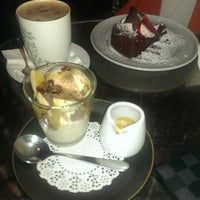 Photo taken at Eggless Dessert Cafe by Thang K. on 9/21/2014