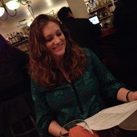 Photo taken at Meritage Martini & Oyster Bar by Jessie S. on 3/1/2014