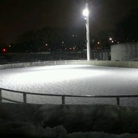 Photo taken at Rxr Ice Rink by Myst D. on 12/17/2016