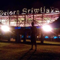 Photo taken at jakabaring by Ignatius R. on 3/15/2014