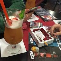 Photo taken at Cafe & Cocktail bar Terassa by Radek Ř. on 2/23/2017