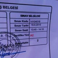 Photo taken at balcı köyü by MuhaMmet I. on 9/19/2015