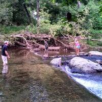 Photo taken at Patapsco River @ Henryton Road by Laura H. on 8/20/2013
