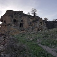 Photo taken at Mesotimolos by Abdullah A. on 4/3/2018