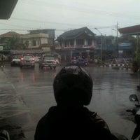 Photo taken at Pom Bensin by arief n. on 1/12/2014
