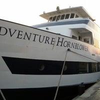 Photo taken at Hornblower Cruises & Events by Sam (@HandstandSam) E. on 12/10/2012
