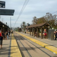 Photo taken at Old Town Trolley Station and Transit Center by Sam (@HandstandSam) E. on 10/6/2012