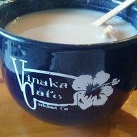Photo taken at Vinaka Cafe by Sam (@HandstandSam) E. on 11/27/2012