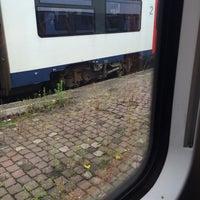 Photo taken at Trein Gent > Oostende by Lisa C. on 6/21/2016