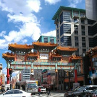 Photo taken at Chinatown Friendship Archway by CanCan on 3/20/2013