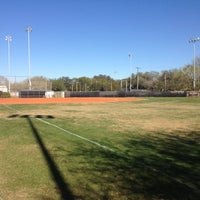 Photo taken at Palma Ceia Little League by Dean Q. on 2/17/2013
