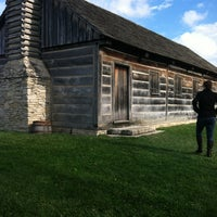 Photo taken at Fort Meigs State Memorial Park by Casey B. on 10/29/2012