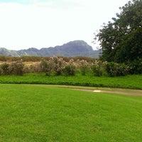 Photo taken at Poipu Bay Golf Course by Daniel H. on 5/24/2013