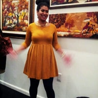 Photo taken at Vivant Art Collection by Sa Rah G. on 11/15/2012