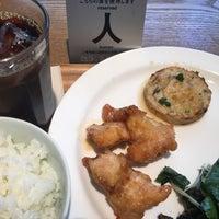 7/22/2017にH Y.がCafé & Meal MUJI 渋谷西武で撮った写真