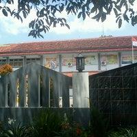 Photo taken at SMA Negeri 2 Bantul by Harbiyani U. on 11/2/2013