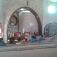 Photo taken at Iglesia De La Sagrada Familia by Asunción P. on 8/3/2014