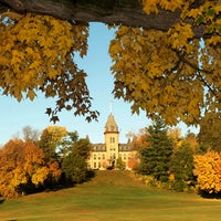 Photo taken at St Olaf College by Greatist on 9/26/2014