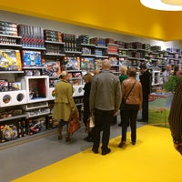 Photo taken at LEGO Store by Aaron M. on 1/11/2014