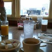 Photo taken at Aunt Martha's Pancake House by Steve A. a. on 12/8/2012