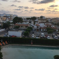 Photo taken at Hotel Haiti by Laura M. on 7/14/2017