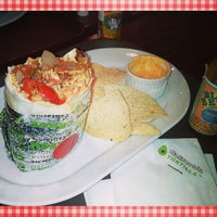 Photo taken at California Tortilla by ethan g. on 9/3/2013