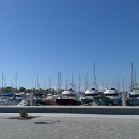 Photo taken at Puerto Deportivo Marina Miramar by Mabel A. on 8/9/2013