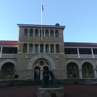 Photo taken at The Perth Mint by Thierry V. on 4/25/2018