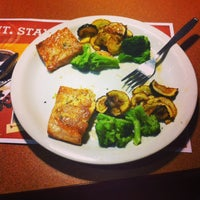 Photo taken at Denny's by Ursula W. on 2/19/2014