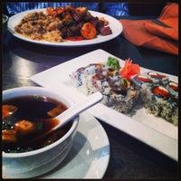 Photo taken at Tokyo Asian Restaurant by Ursula W. on 2/10/2013