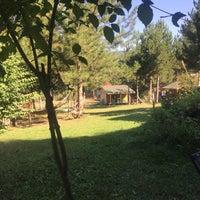 Photo taken at Nesilce Tatil Köyü by Filiz K. on 9/4/2017