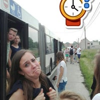 Photo taken at Bus 30 by Marilies D. on 6/7/2016