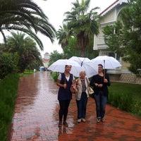 10/23/2012 tarihinde Serannur S.ziyaretçi tarafından Güral Premier Belek'de çekilen fotoğraf