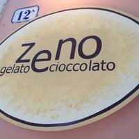 Foto scattata a Zeno Gelato e cioccolato da Daniele P. il 5/26/2013