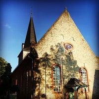 Photo taken at Evangelische Kirche Sulzbach/Ts by A.K. L. on 4/17/2014