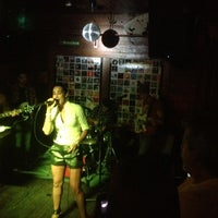 Photo taken at Bougainvillea's Old Florida Tavern by Christine on 9/15/2012