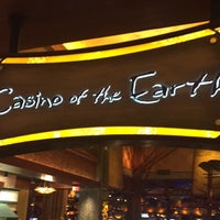 Photo taken at Casino of the Earth by Chris C. on 3/31/2016