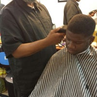 Photo taken at Leroy's Barbershop by Shawn B. on 9/27/2013