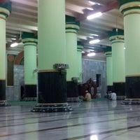 Photo taken at Masjid Agung Kauman by arifngh n. on 12/19/2013