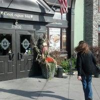 Photo taken at Claddagh Irish Pub by Ryan H. on 10/1/2012