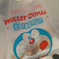 Photo taken at Mister Donut by N n. on 10/5/2015