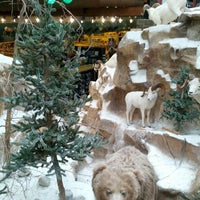 Photo taken at Cabela's by Eric R. on 3/16/2013