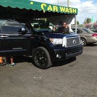 Photo taken at Miami Car Spa by Miguelin on 11/23/2012